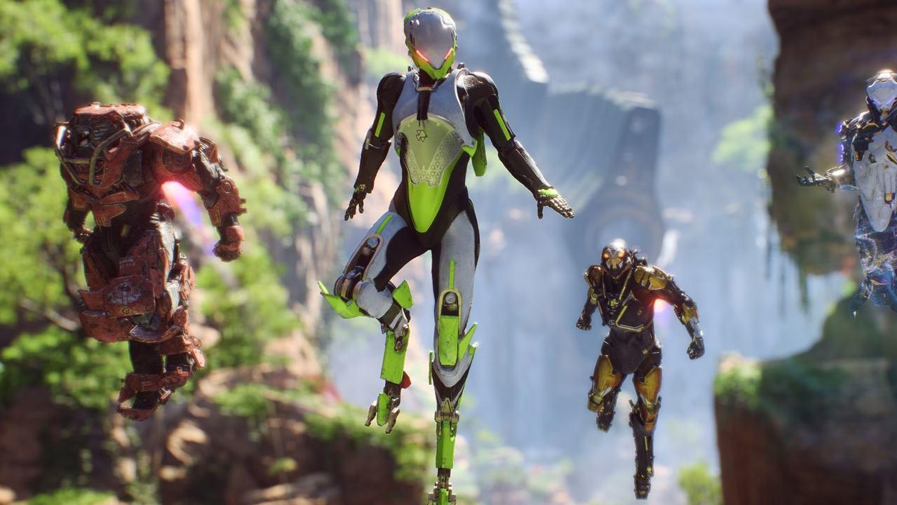 Anthem má nový gameplay o průzkumu herního světa