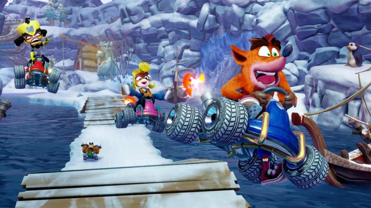 Remaster Crash Team Racing vyjde příští léto