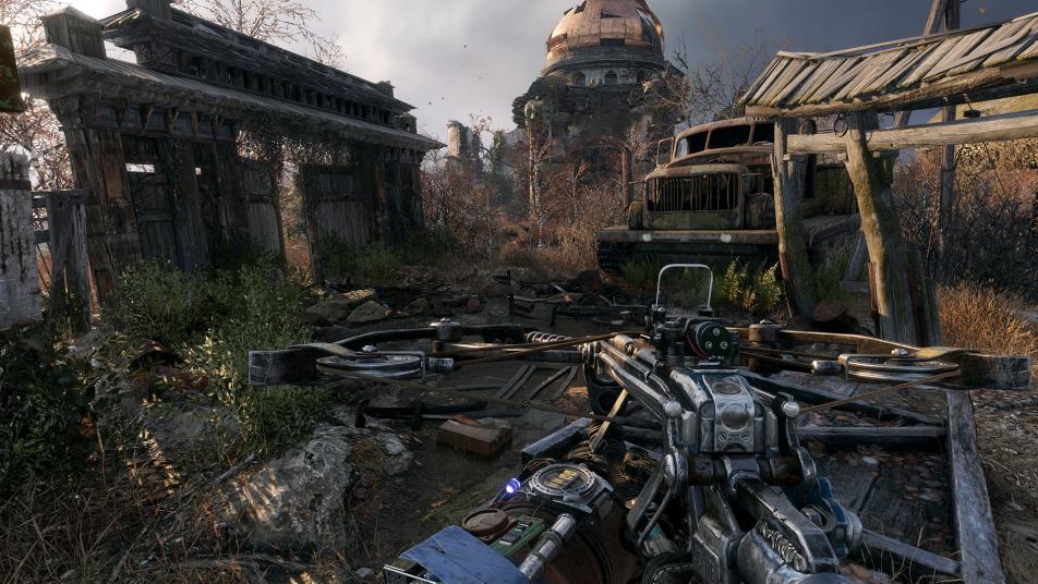 Nový trailer Metro Exodus představuje speciální zbraně