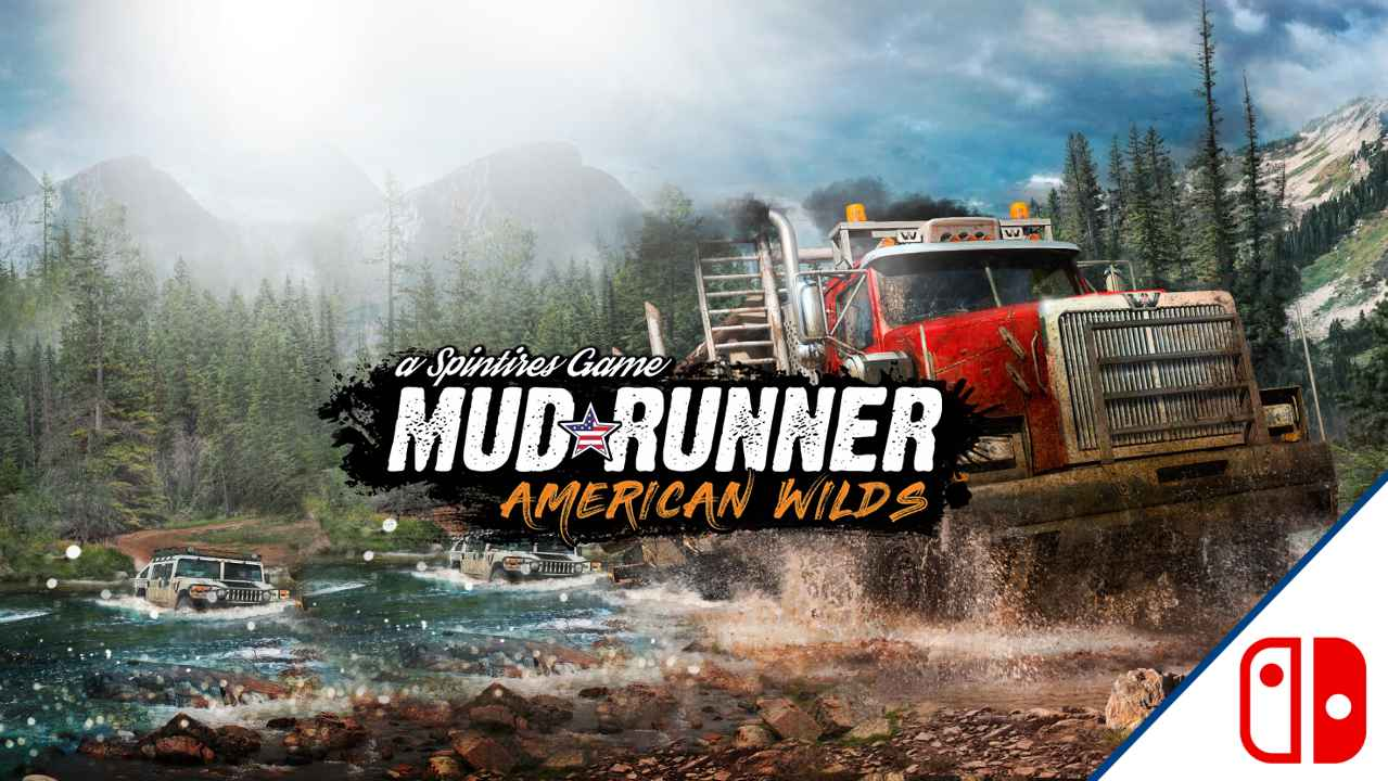 MudRunner: American Wilds Edition – Recenze