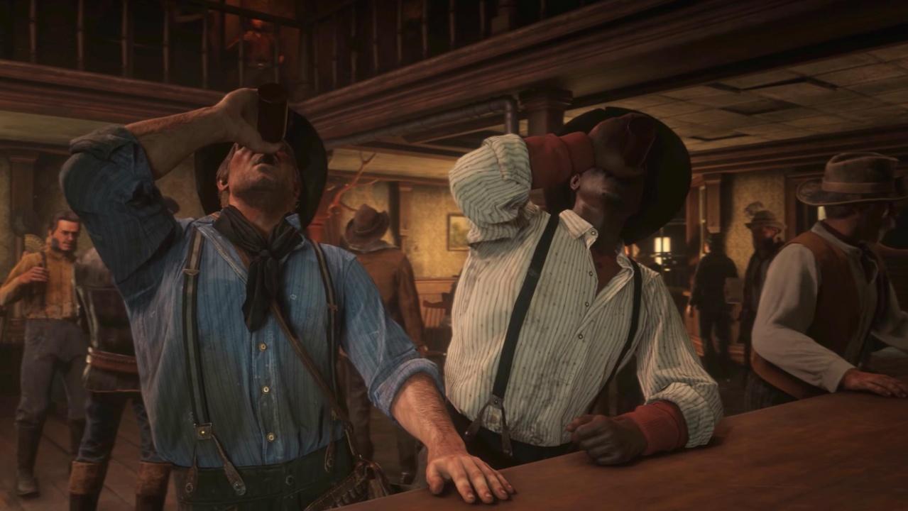 Uniklo video ukazující Red Dead Redemption 2 pro PC
