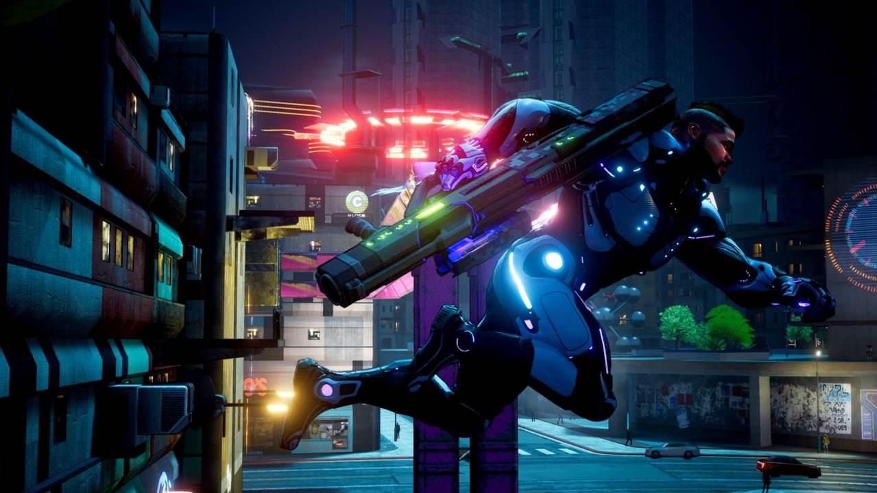 Crackdown 3 v nové ukázce singleplayeru