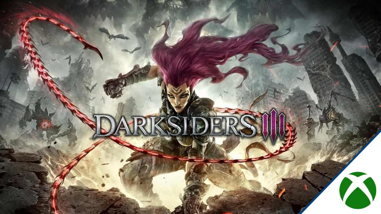 Darksiders III – Recenze