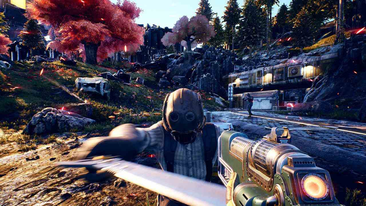 Akční RPG The Outer Worlds je novou hrou od Obsidian Entertainment