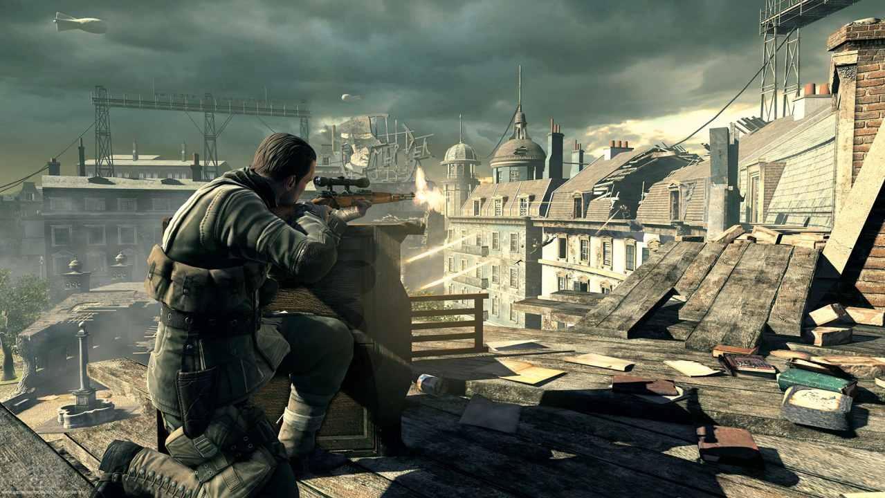 Australská ratingová organizace naznačuje remaster Sniper Elite V2