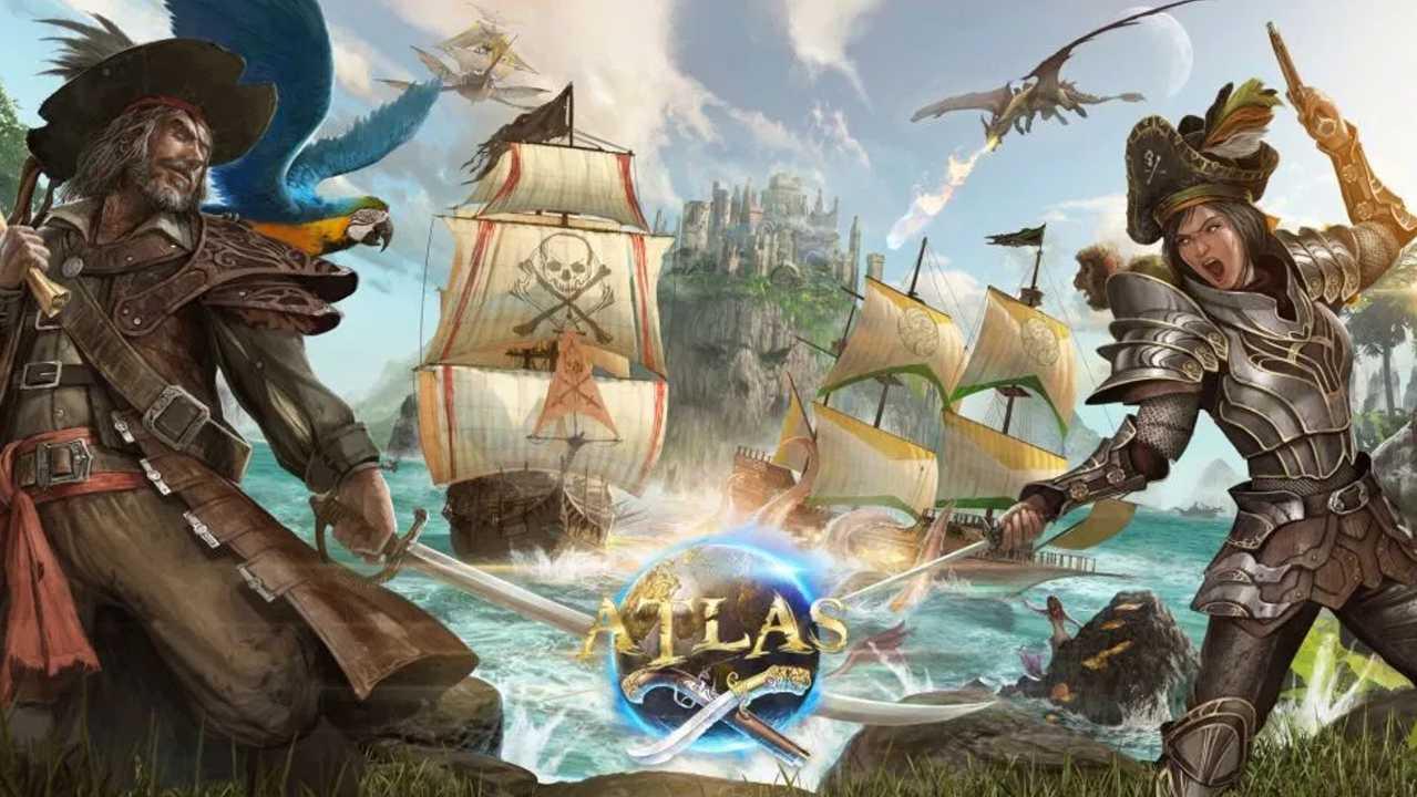 Pirátské mmo Atlas u hráčů propadlo
