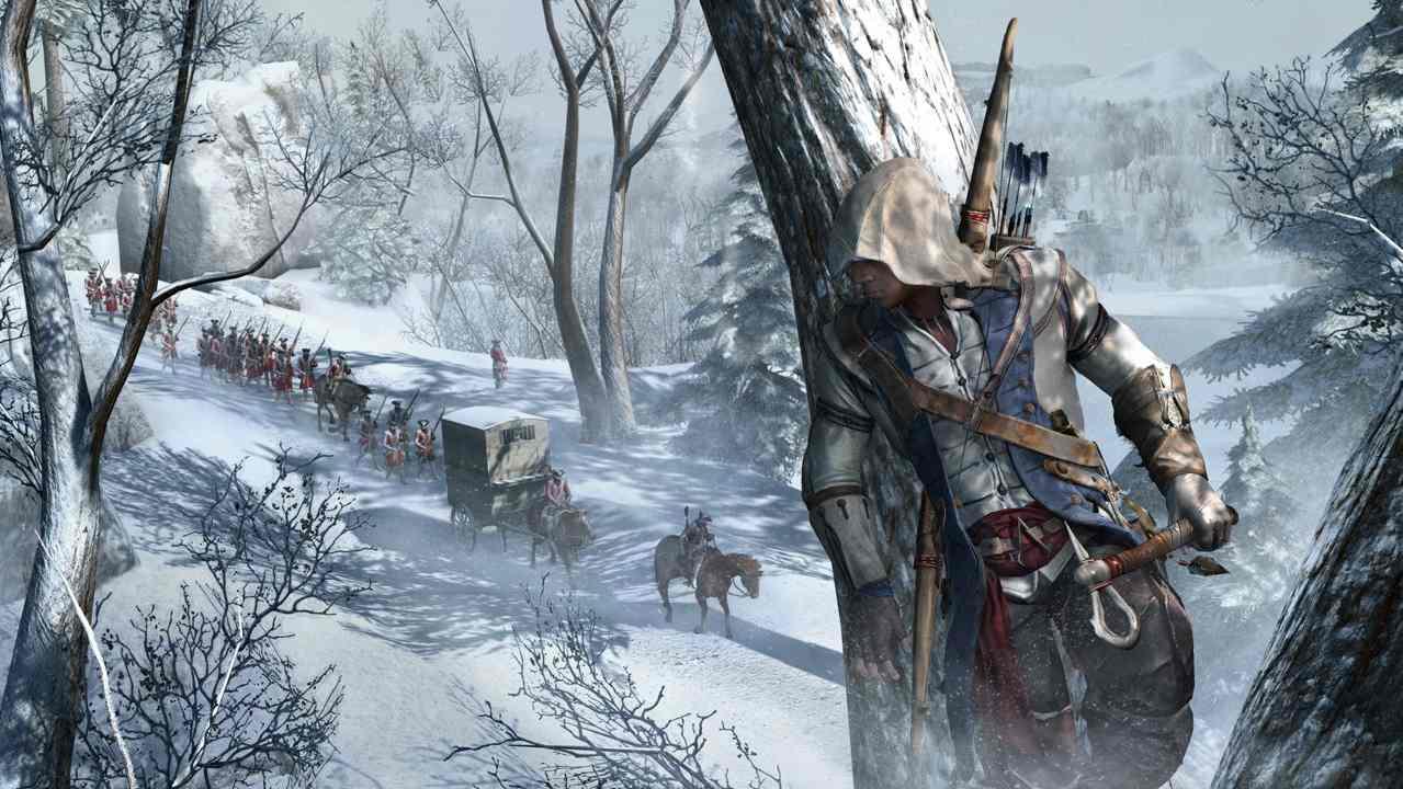 Assassins Creed III Remastered možná vyjde koncem března