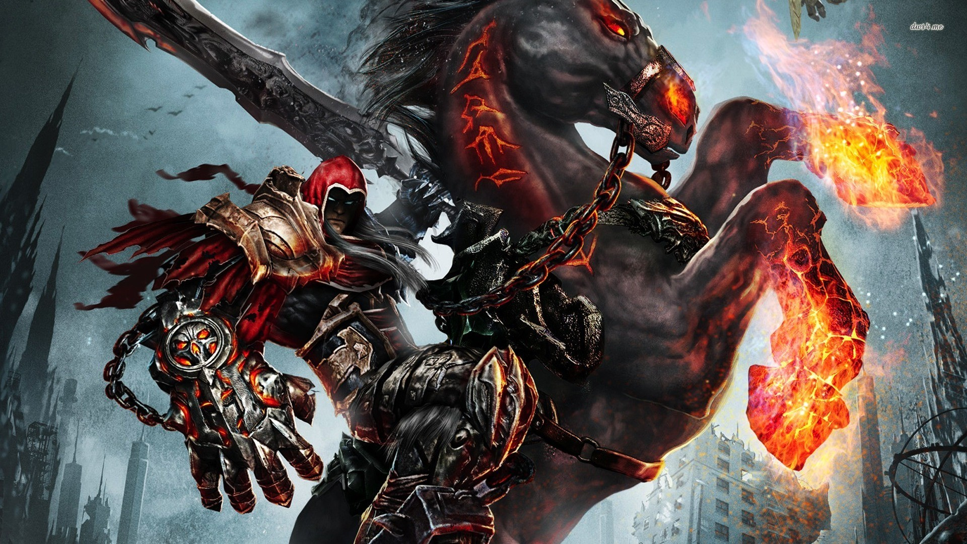 Darksiders Warmastered Edition se dočká vydání na Nintendo Switch