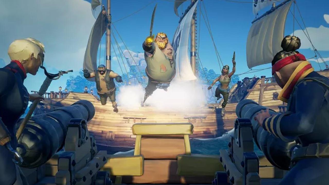 Rare pracují na novém systému questů pro Sea of Thieves