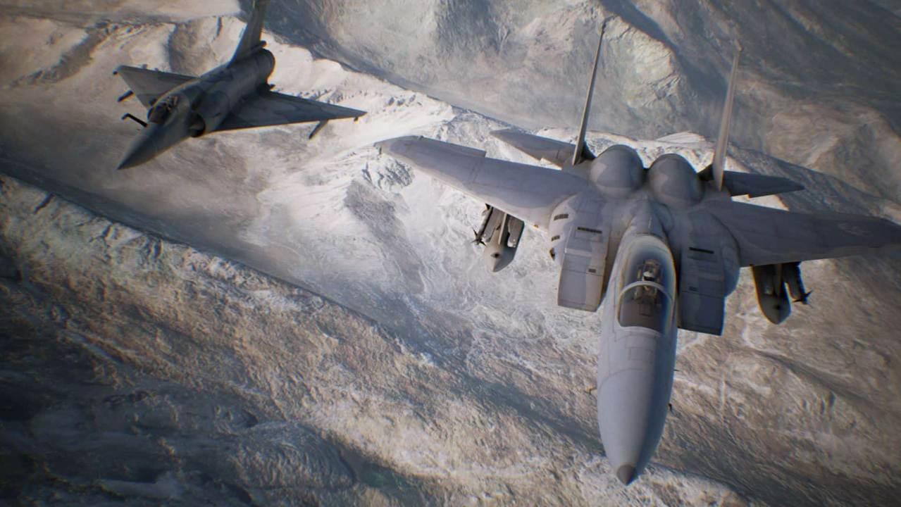 Dnes vychází Ace Combat 7 Skies Unknown