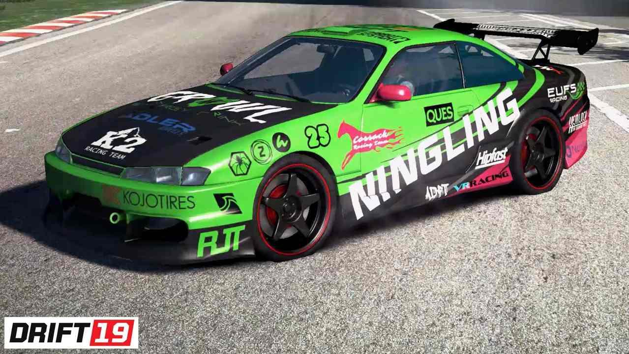 Drift19 chce být prvním simulátorem driftování