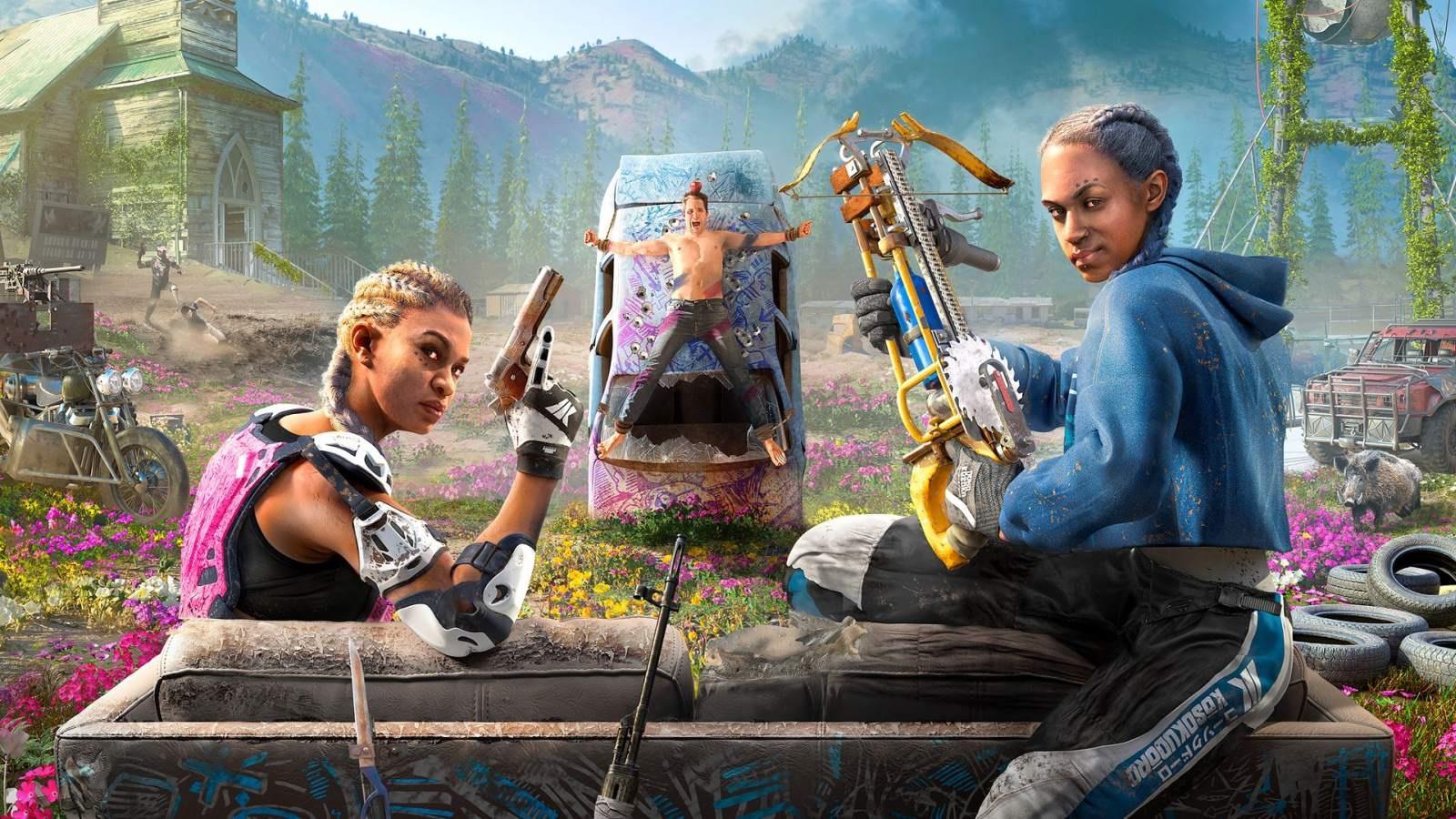 Far Cry: New Dawn lehce zabrousí do žánru rpg