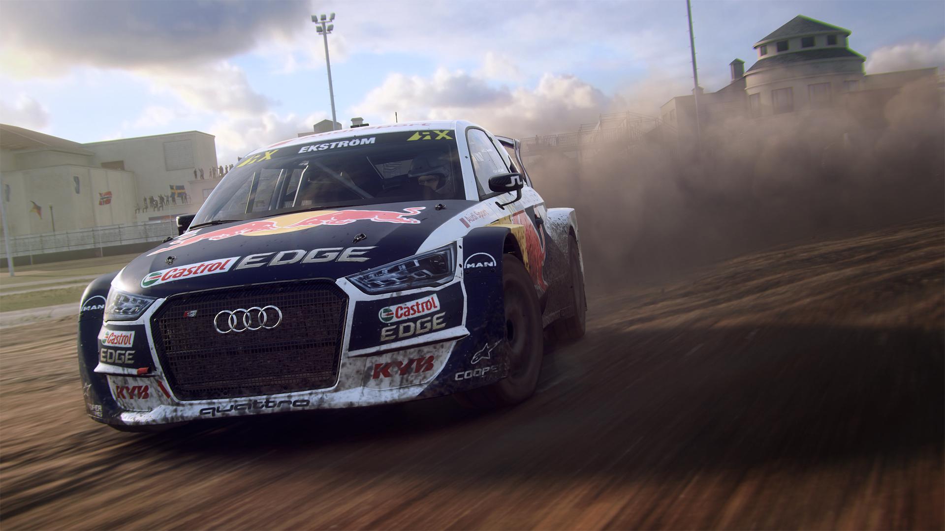 DiRT Rally 2.0 přibližuje rallycrossovou část