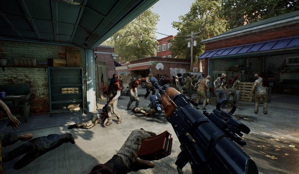 Overkills The Walking Dead se opět odkládá, tentokrát bez termínu