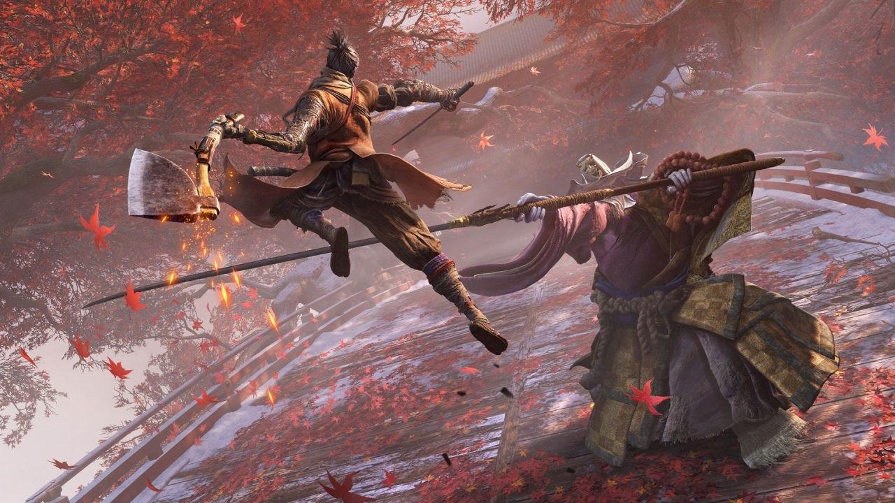 Sekiro: Shadows Die Twice se představuje v novém gameplayi