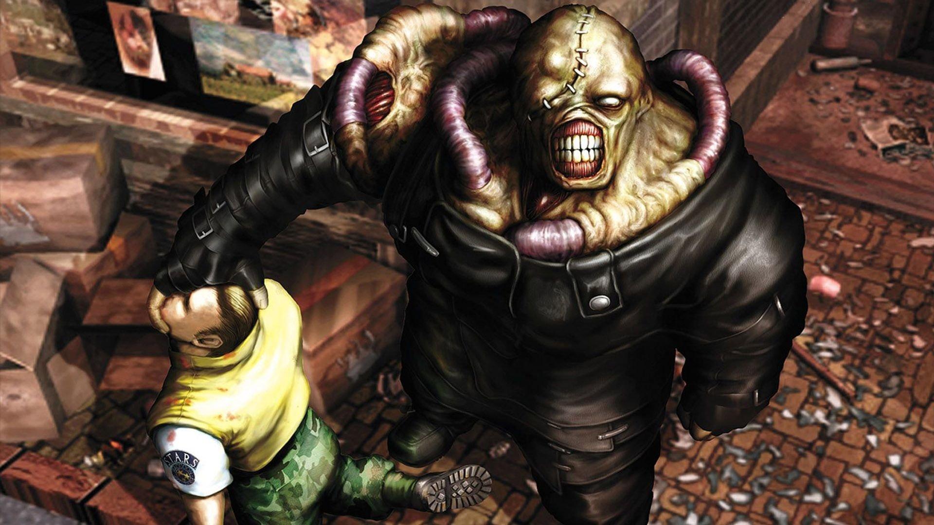 Šance na tvorbu remaku Resident Evil 3 tu jsou