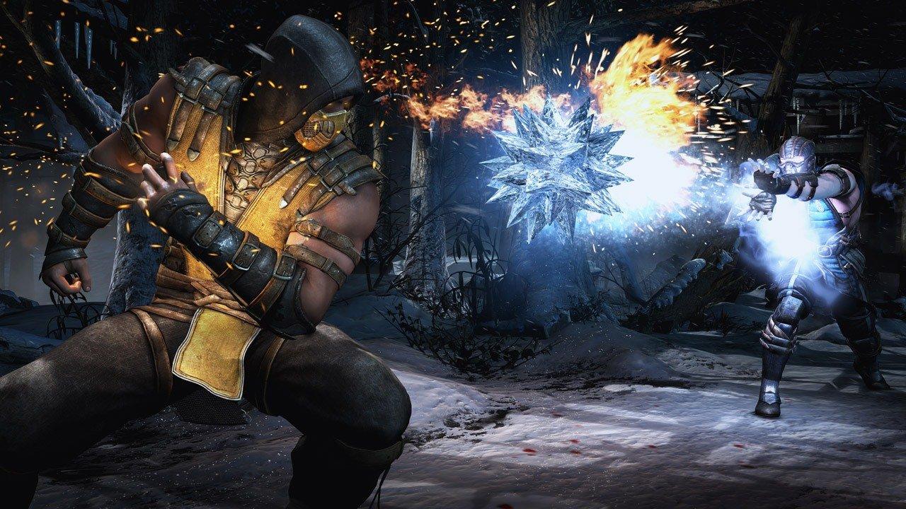 Mortal Kombat 11 pro Switch odloženo
