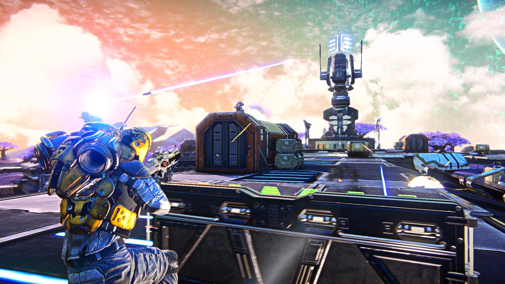 Planetside Arena vyjde i pro PS4
