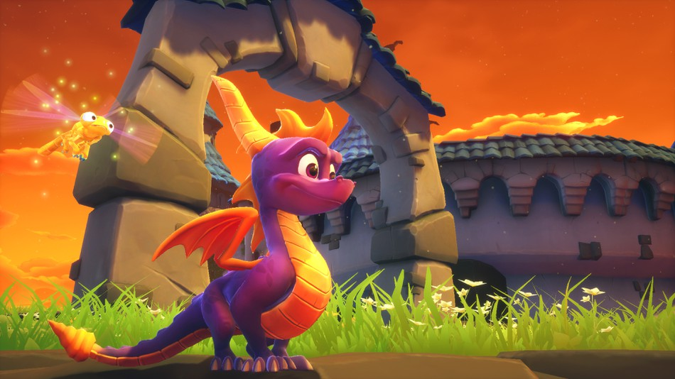 Vyjde Spyro Reignited Trilogy i na Nintendo Switch?
