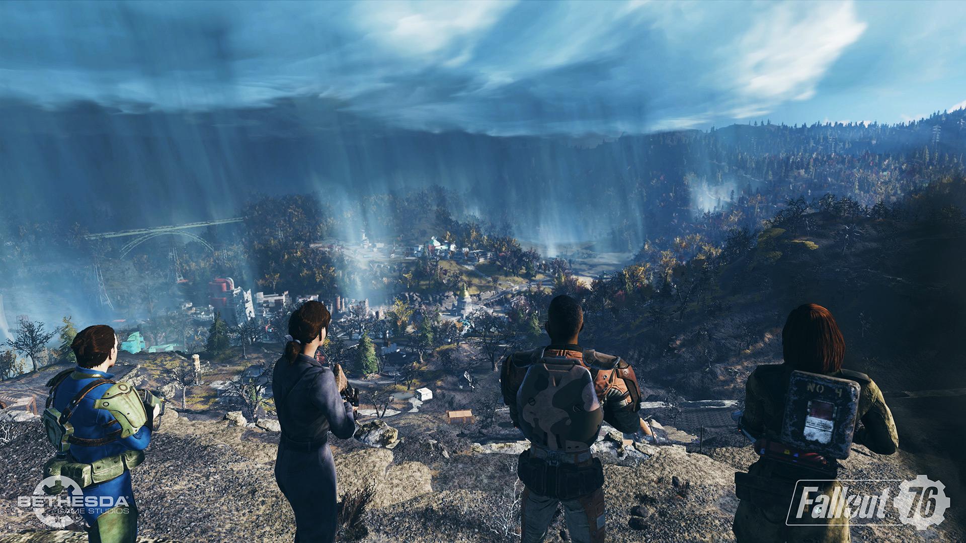 Fallout 76 dostane zdarma tři velká rozšíření