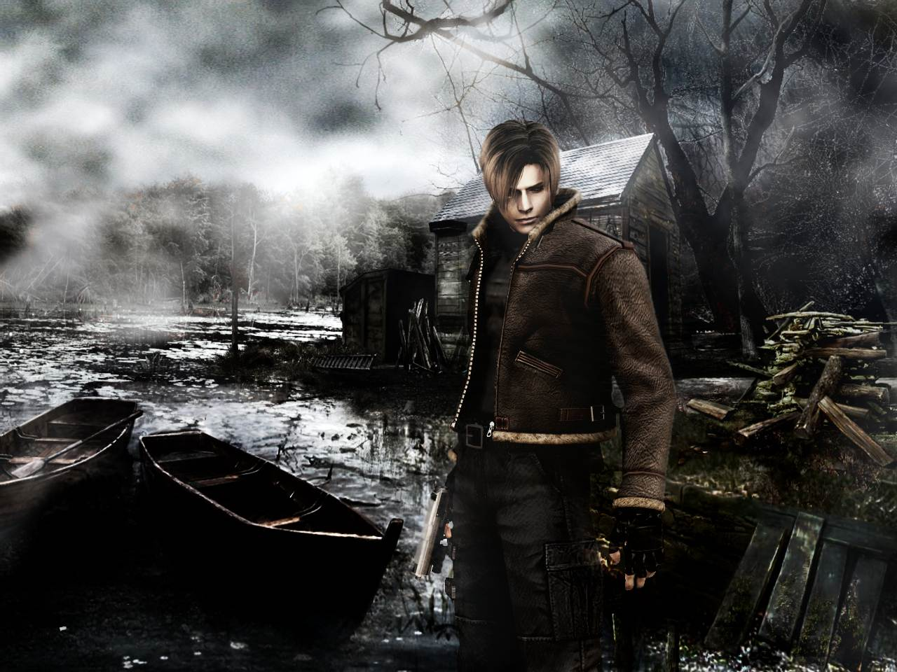Unikly informace o údajném konceptu Resident Evil 8?