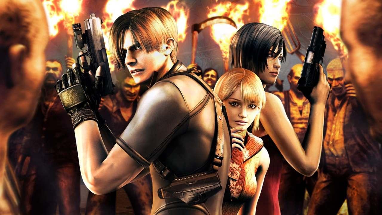 Na Nintendo Switch se podívají tři díly série Resident Evil