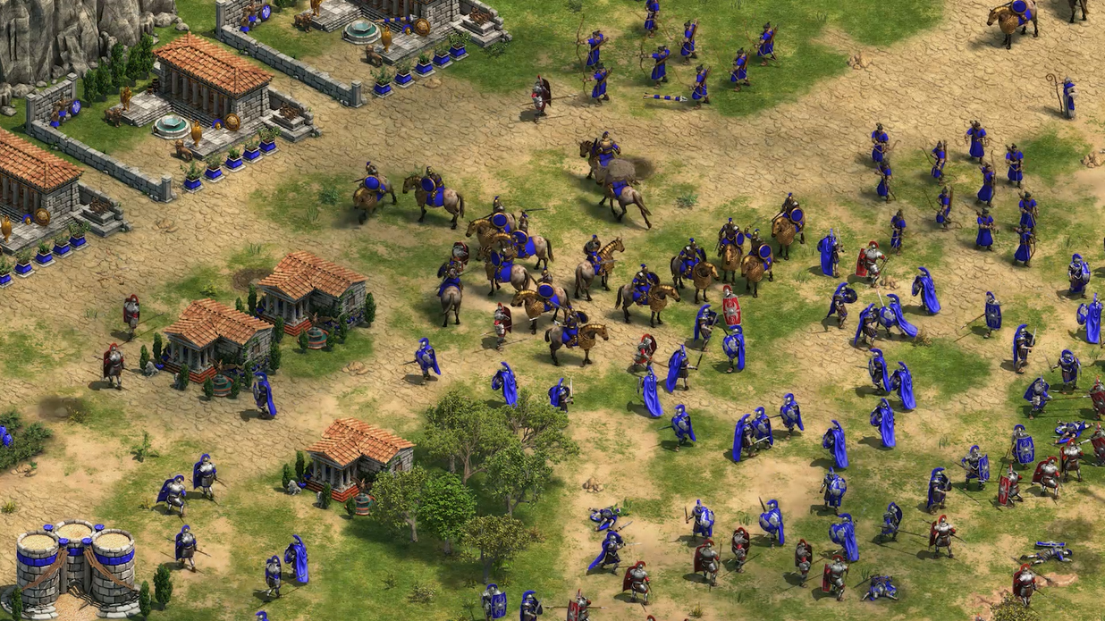 Age of Empires: Definitive Edition by mohla vyjít na Xbox One
