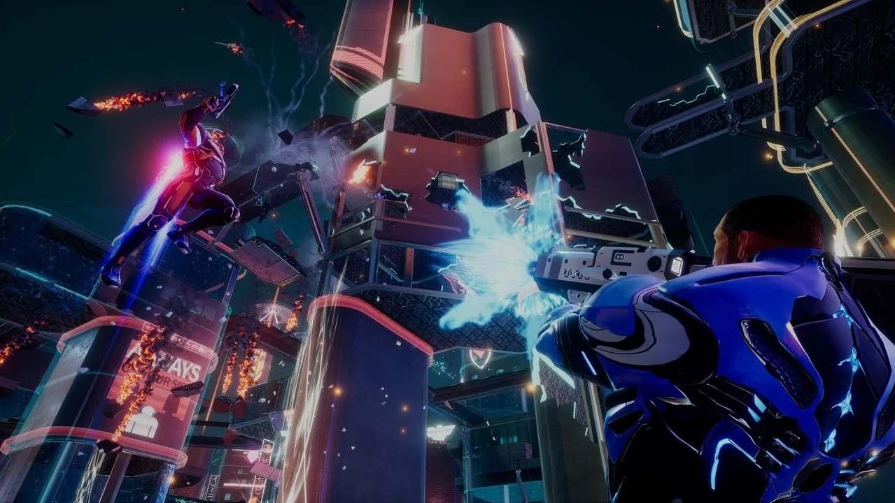 Crackdown 3 na nových gameplay videích
