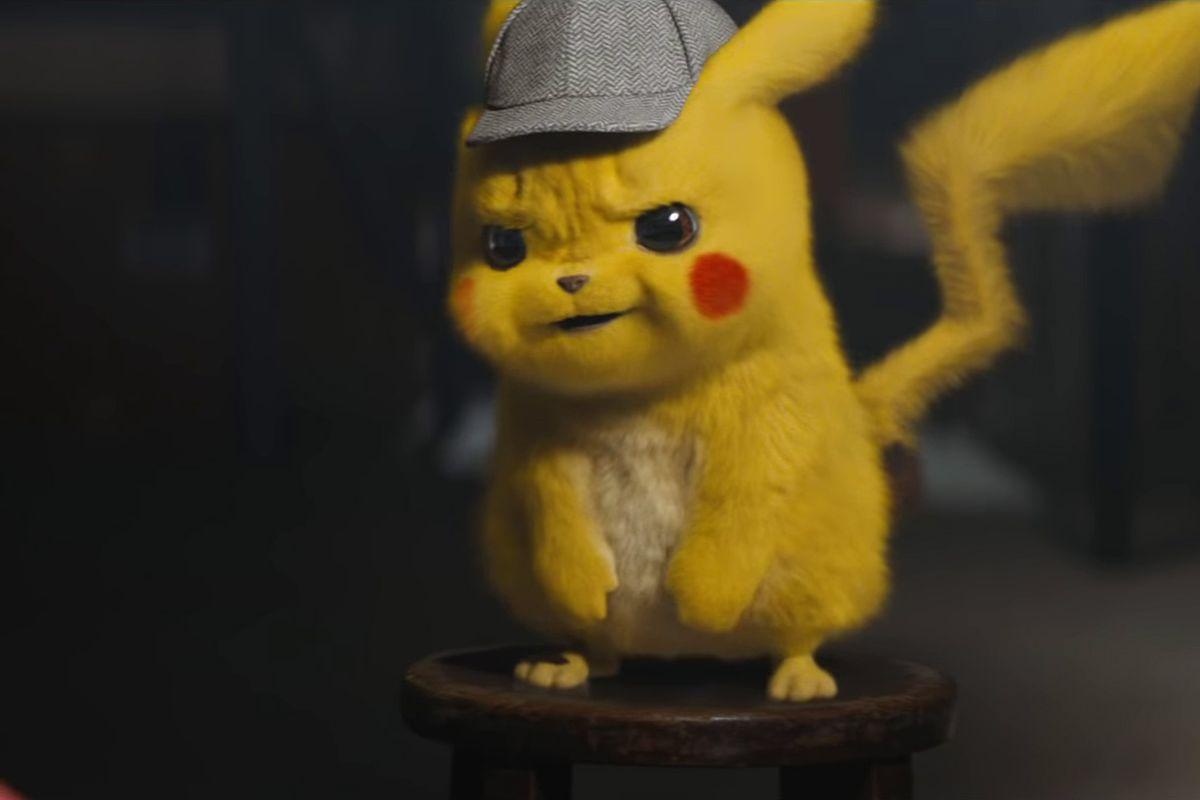 Film Pokémon: Detective Pikachu v novém traileru