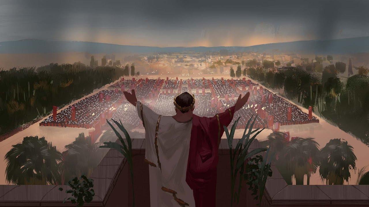 Oznámena strategie Romans: Age of Ceasar od autorů Strongholdu