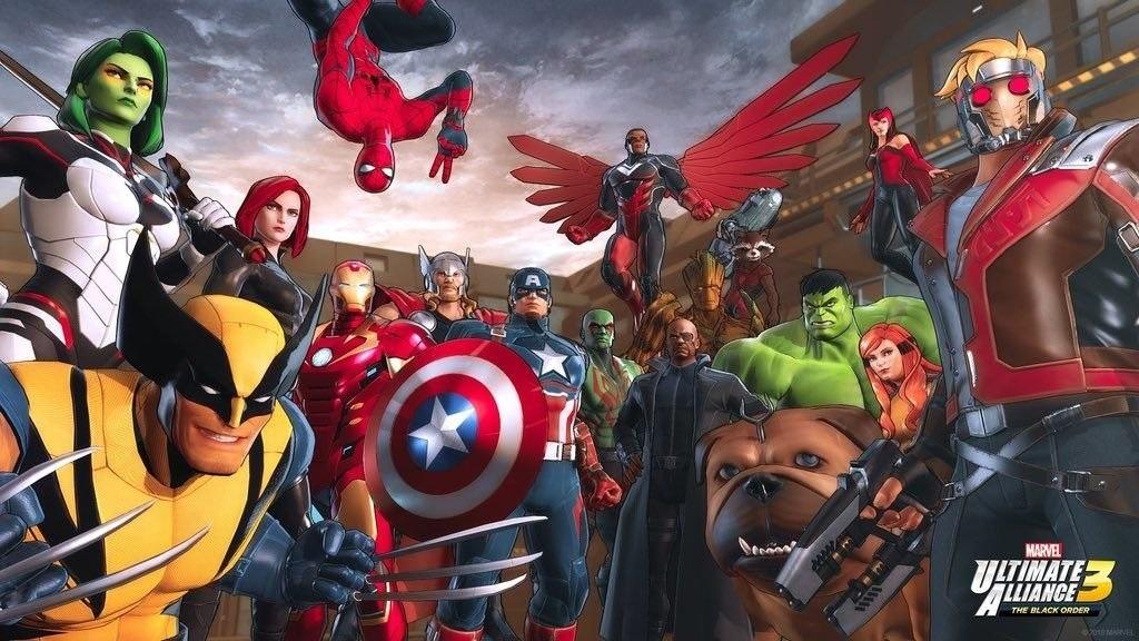 Marvel Ultimate Alliance 3 vyjde už letos v létě