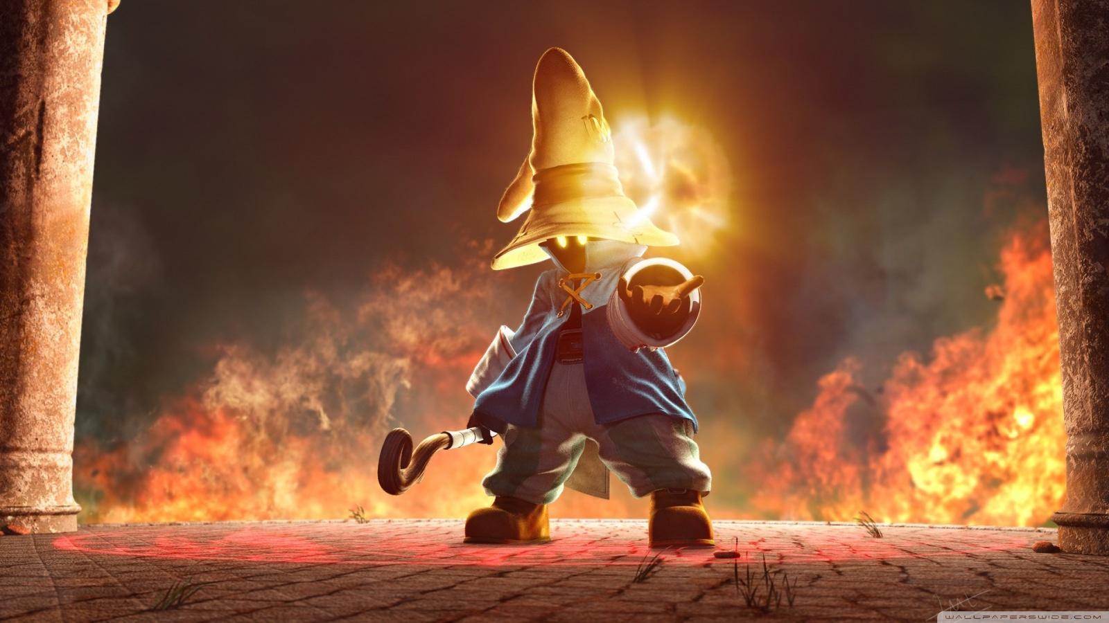 Dnes vyšlo Final Fantasy IX pro Xbox One a Nintendo Switch