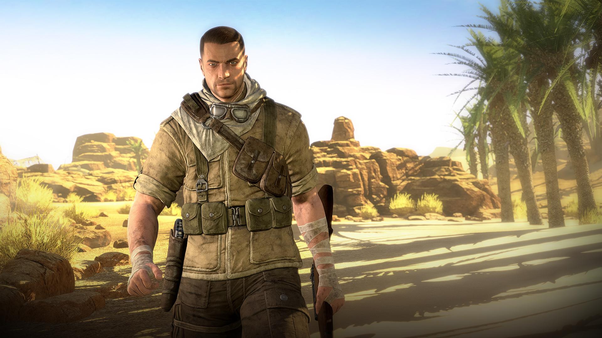 Sniper Elite V2 Remastered a Sniper Elite 3 Ultimate vyjdou pro Switch