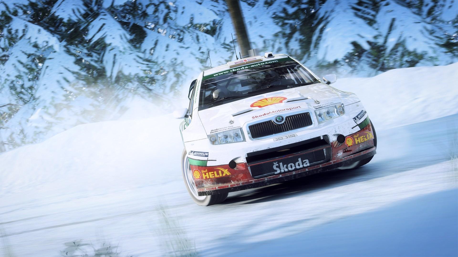Dirt Rally 2.0 čeká od příštího týdne pravidelný přísun obsahu