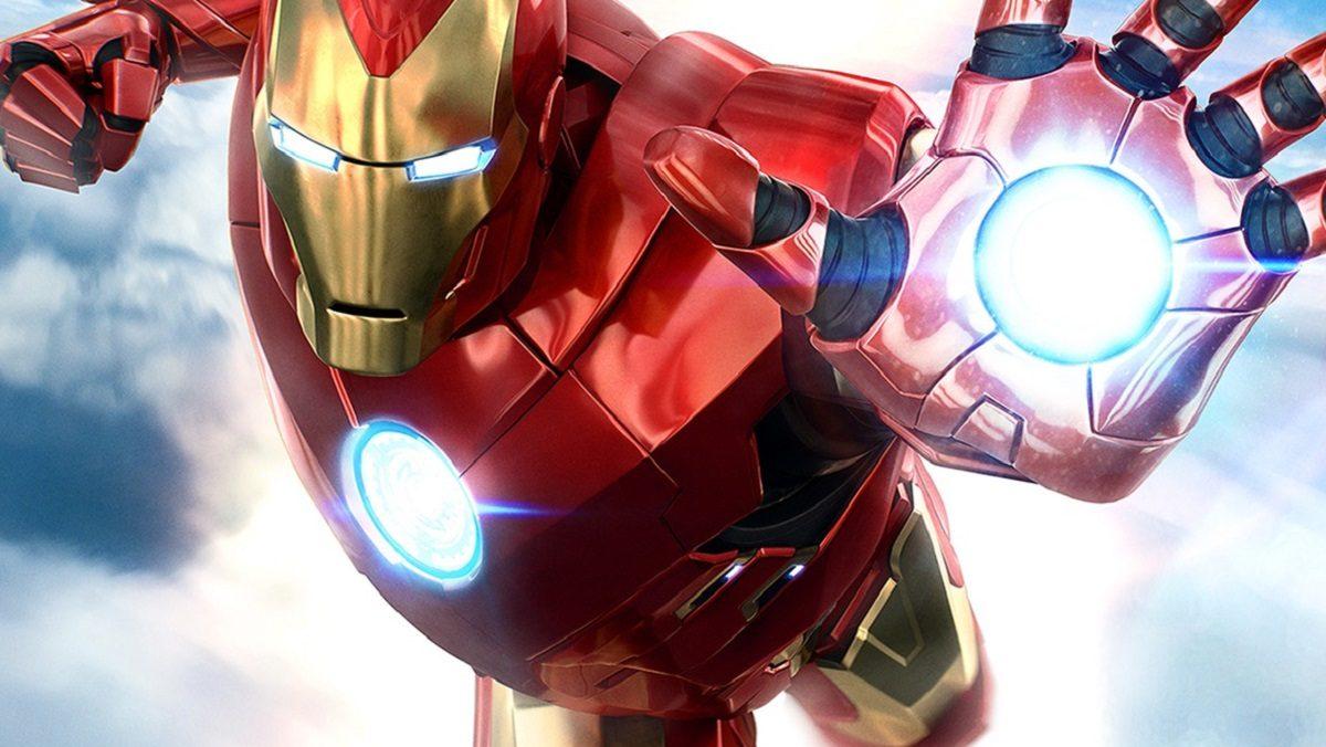 Oznámen Iron Man VR pro PSVR