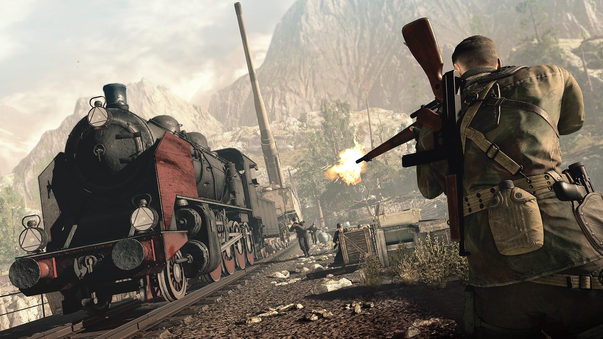 Oznámen vývoj nového Sniper Elite 5