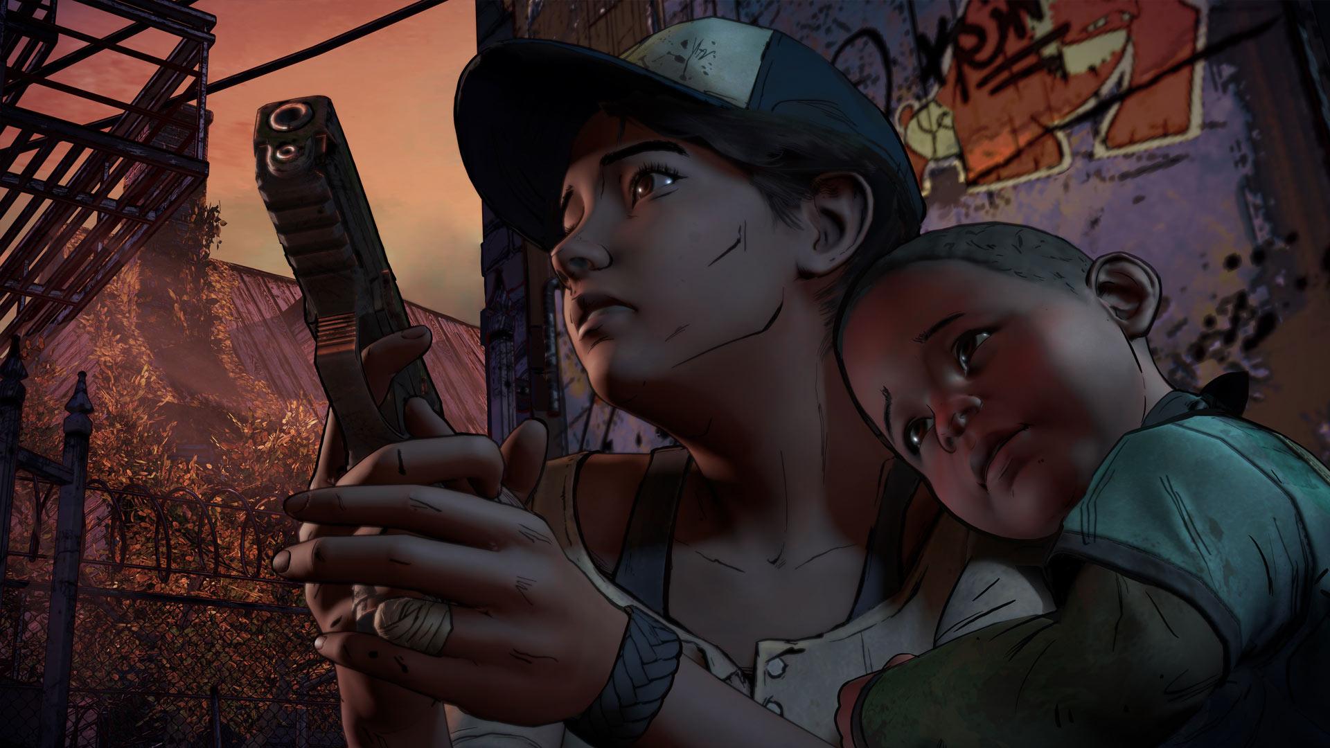 Příběh The Walking Dead: Telltale Series se uzavře koncem března