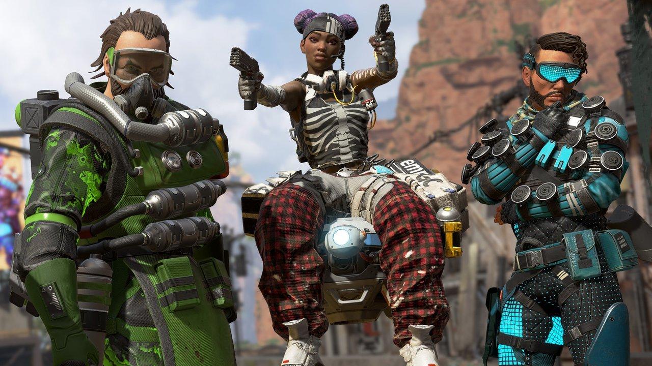 Začala první sezóna Apex Legends, dostupná je nová postava