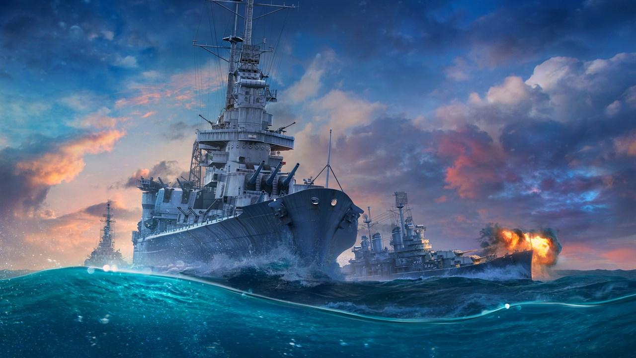 World of Warships: Legends by měly doplout na konzole v polovině dubna