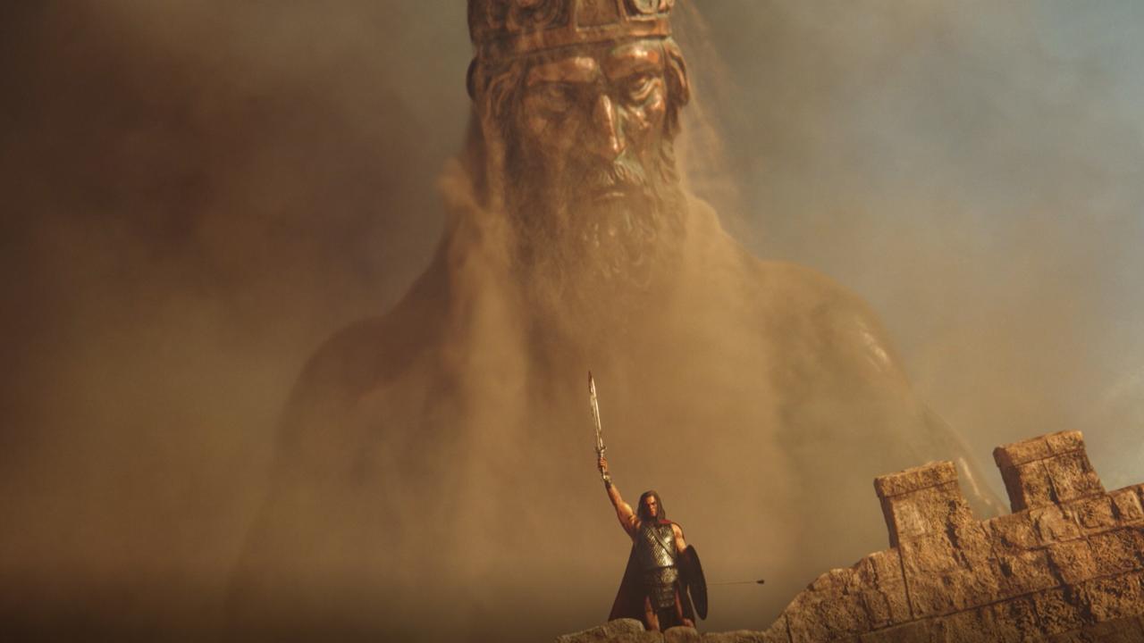 Real-time strategie Conan Unconquered v prvních záběrech