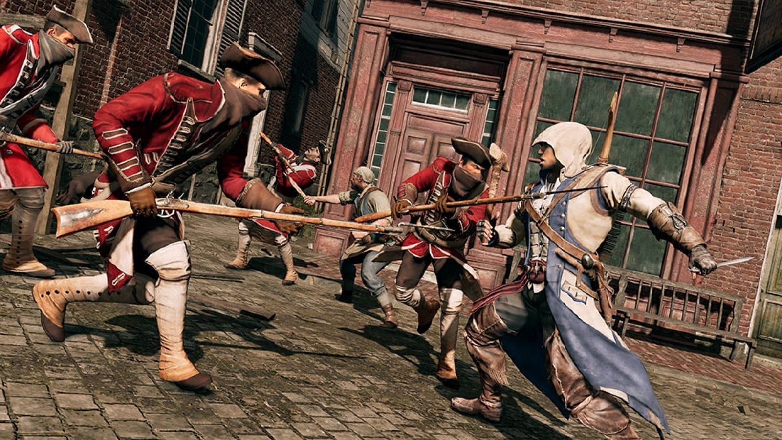 Assassins Creed III Remastered přinese novinky v hratelnosti