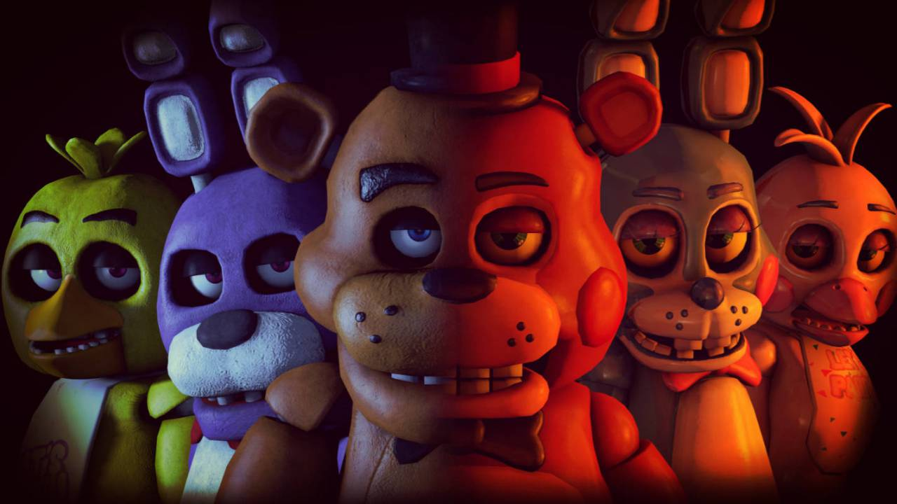 Five Nights at Freddys VR potvrzeno