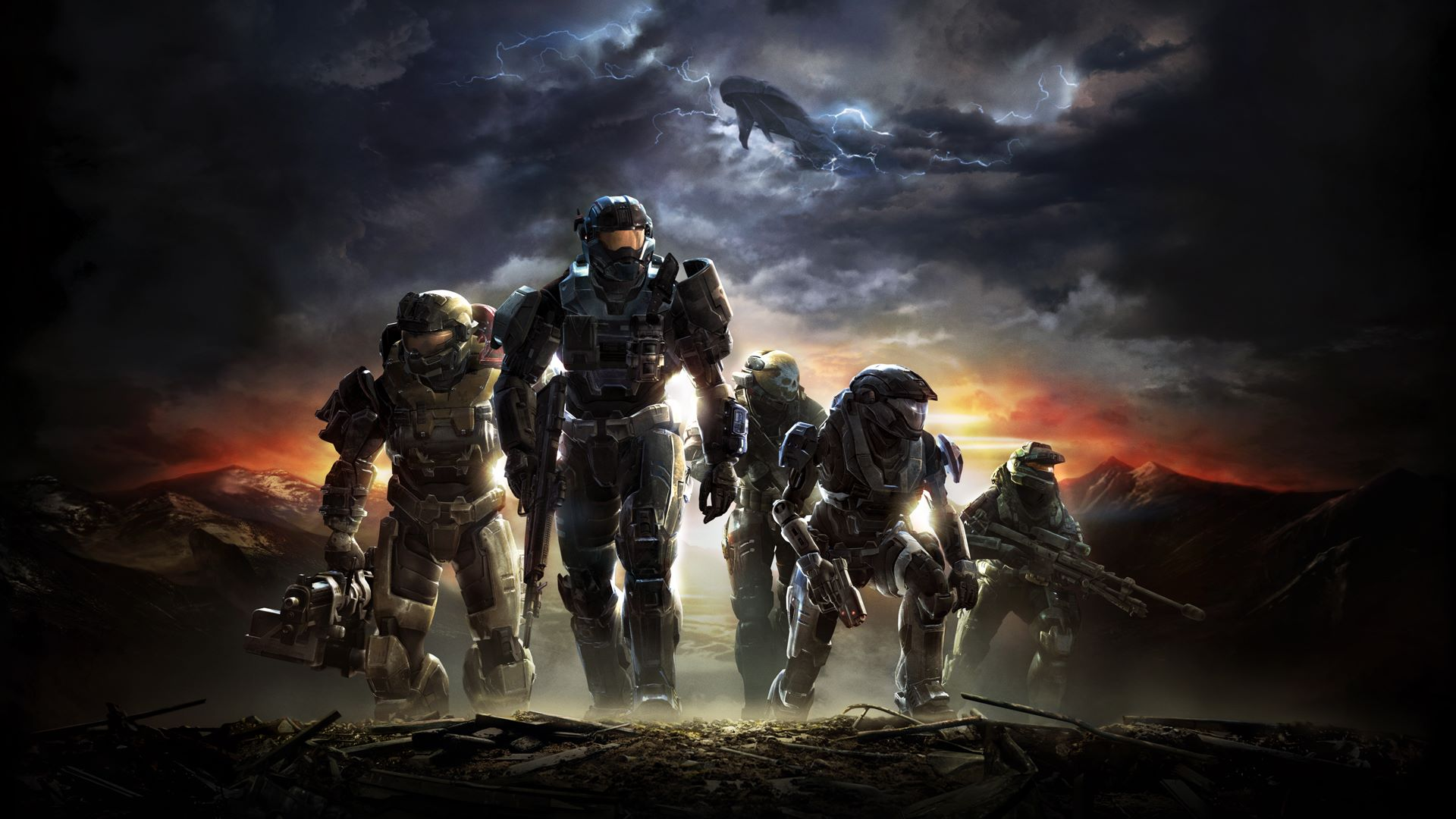 Halo: Reach zamíří do Halo: Master Chief Collection, ta pak postupně na PC