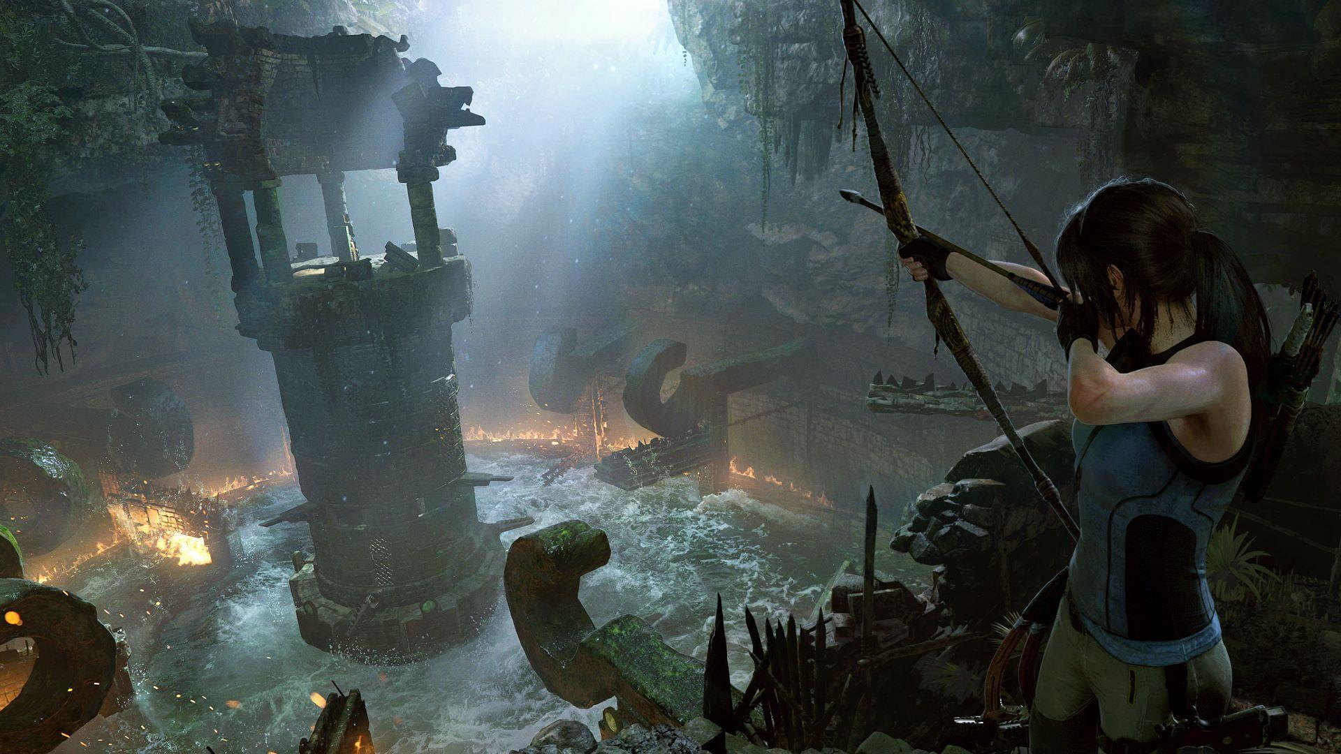 Vyšlo nové rozšíření Serpent's Heart pro Shadow of the Tomb Raider