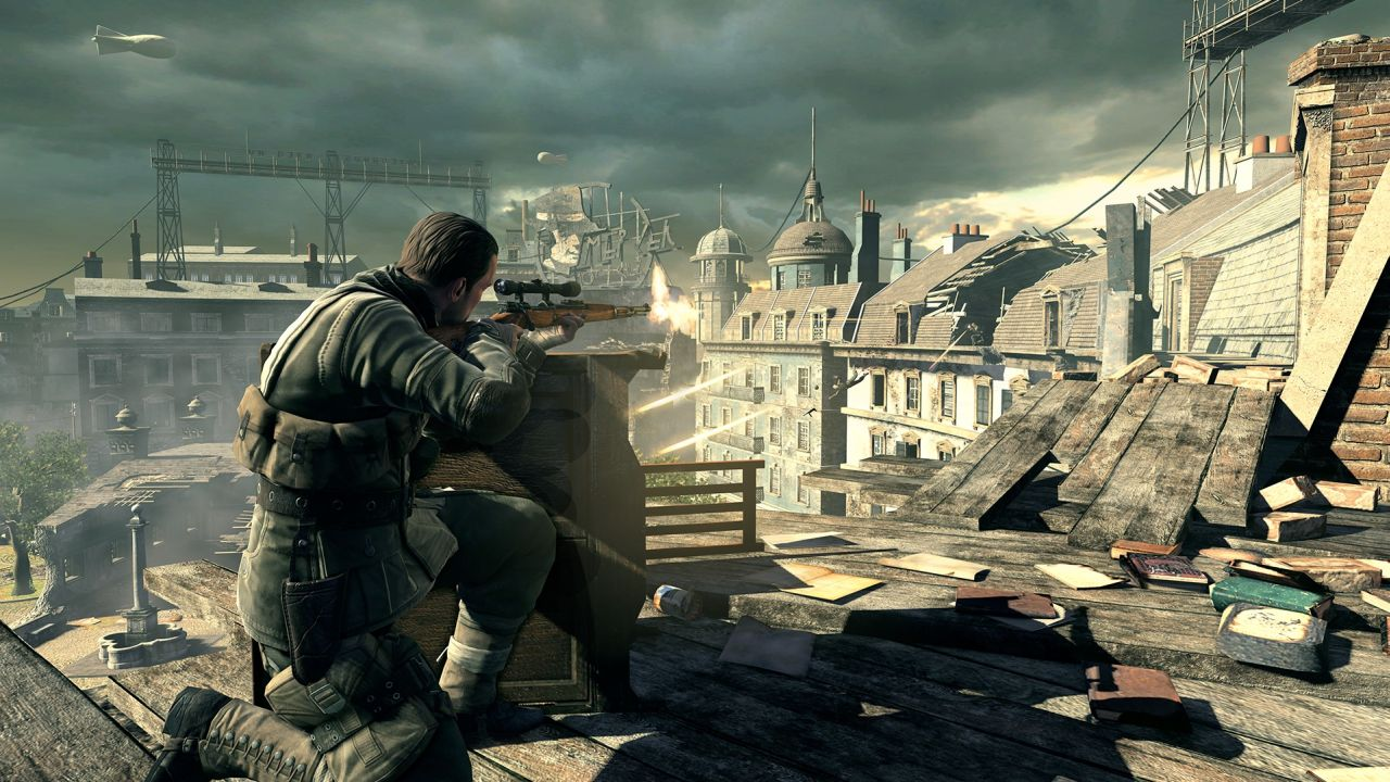 Sniper Elite V2 Remastered je jistotou