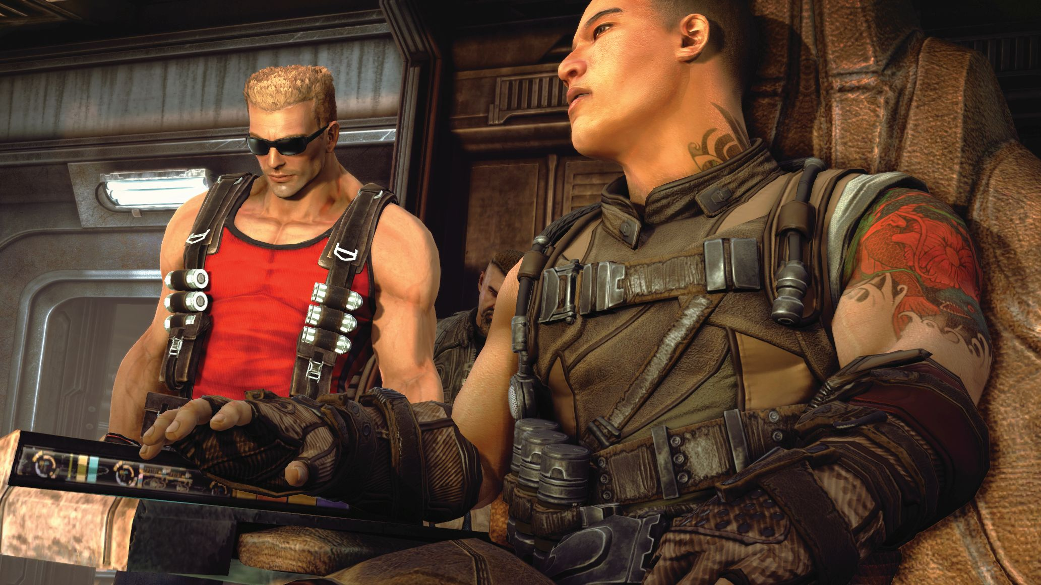 Chystá Gearbox oznámení nového Duke Nukem? Nebo snad Bulletstorm?