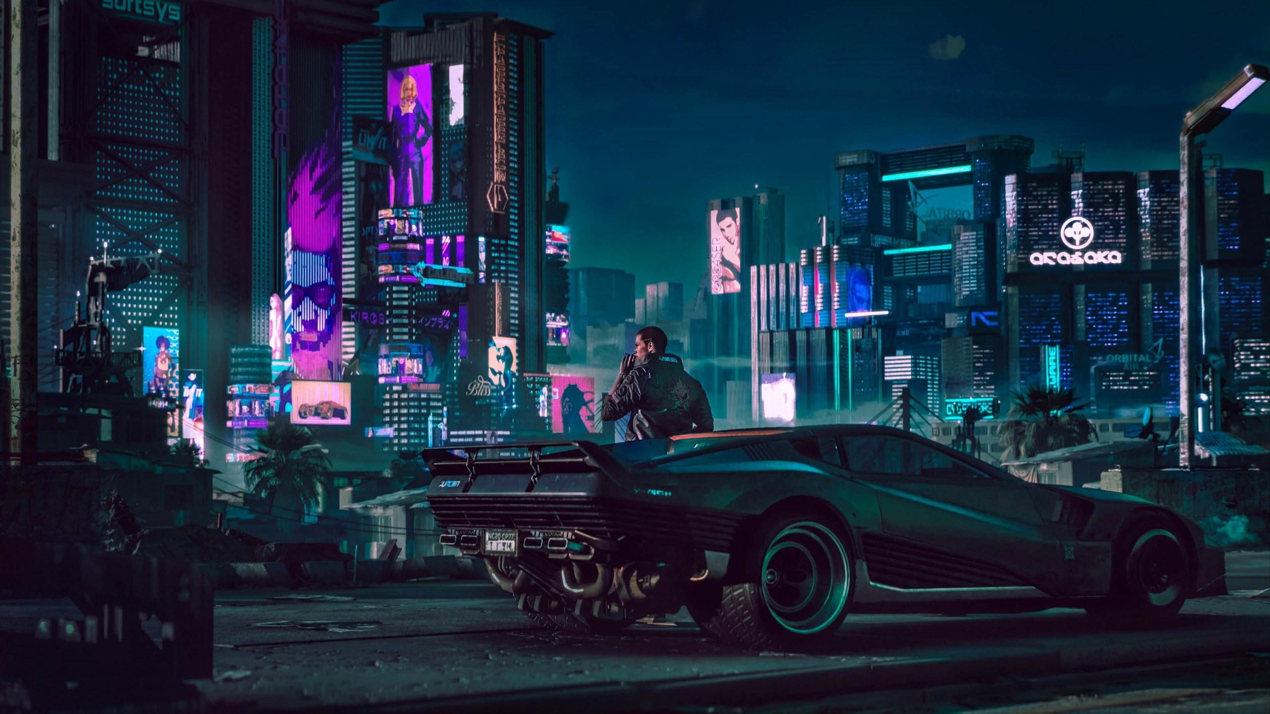 Letošní ukázka ze Cyberpunku 2077 bude jiná, tvrdí Tomaszkiewicz