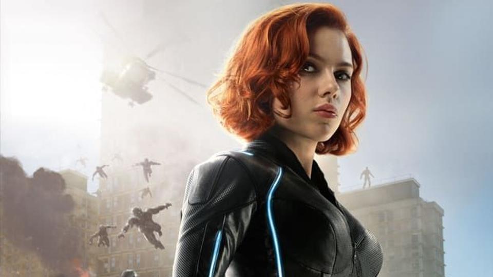 Film Black Widow se začne natáčet v létě