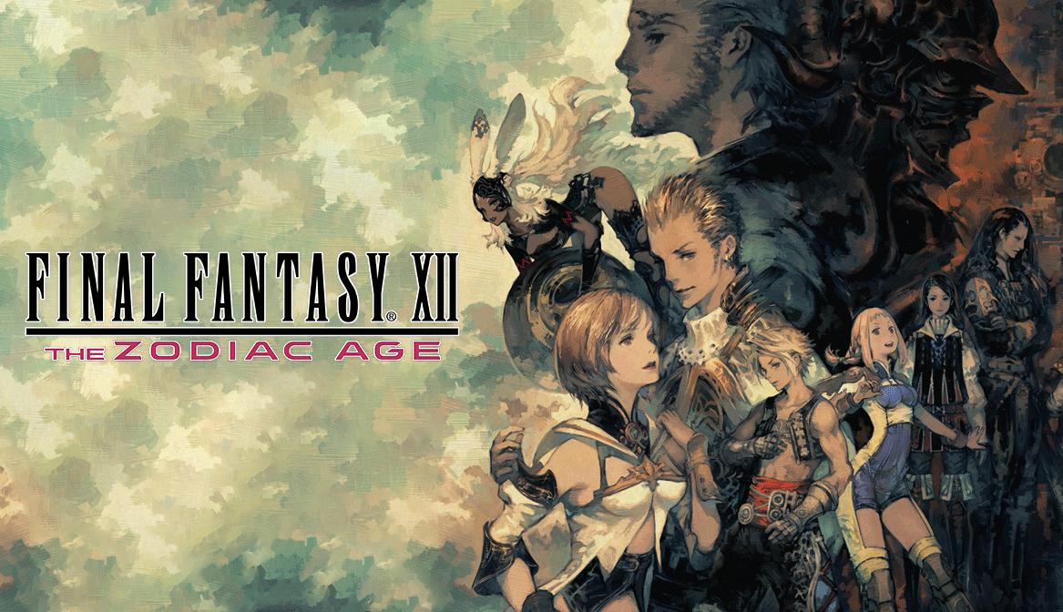 Vyšlo Final Fantasy XII Zodiac Age pro Nintendo Switch a Xbox One
