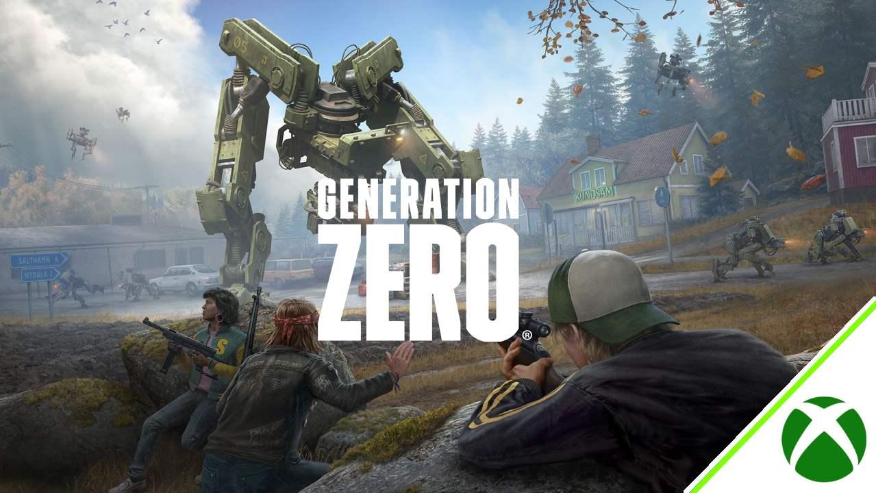 Generation Zero – Recenze